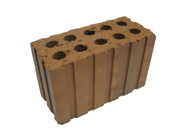 10 Holes Common Block - 215x100x140mm