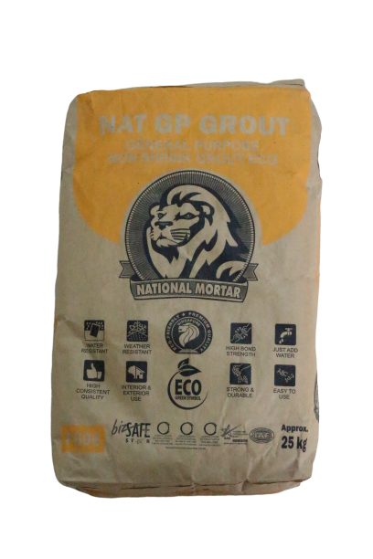 Nat GP Grout - General Purpose Grout