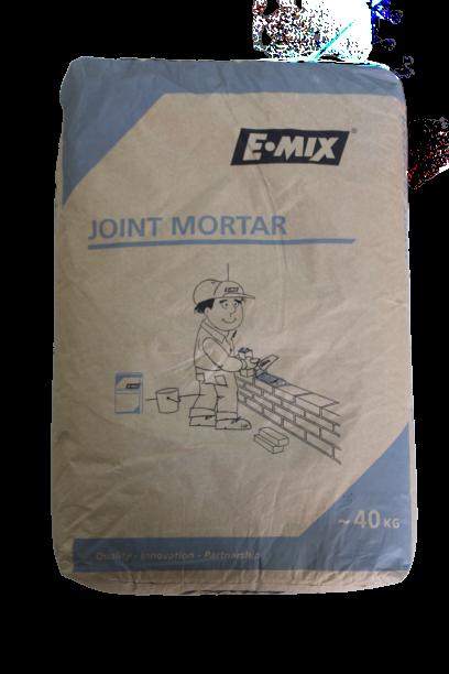 E-mix Joint Mortar