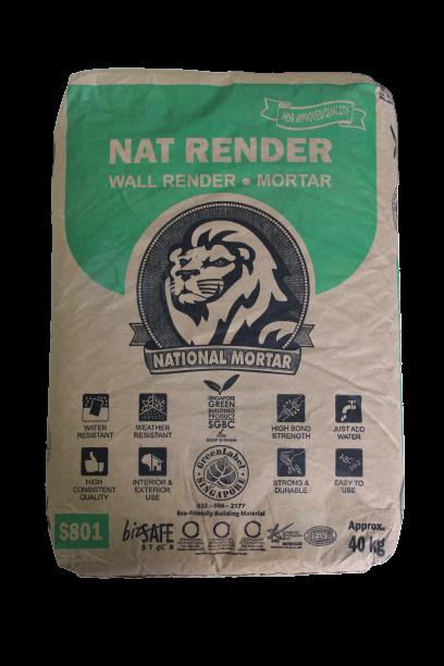 Nat Render - Wall Render