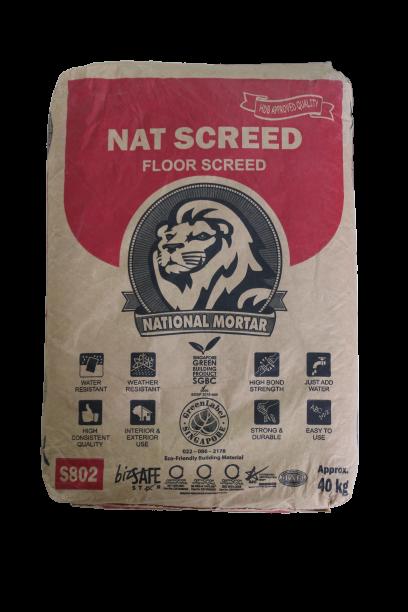 Nat Screed - Floor Screed