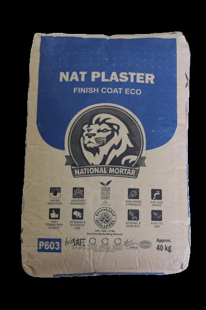 Nat Plaster - Finish Coat