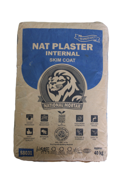 Nat Plaster - Internal Skim Coat