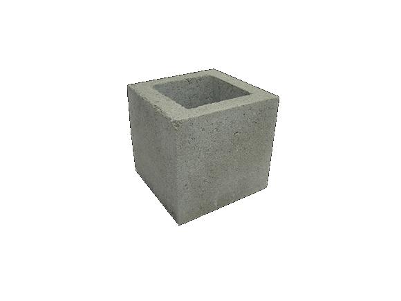 190mm Half Block